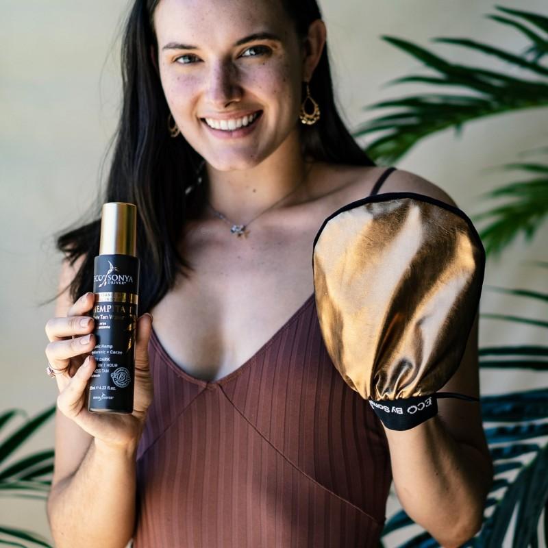 Hempitan™ Body Tan Water™™ - opalająca woda do ciała