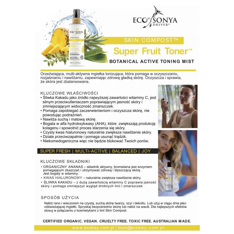 Super Fruit Toner