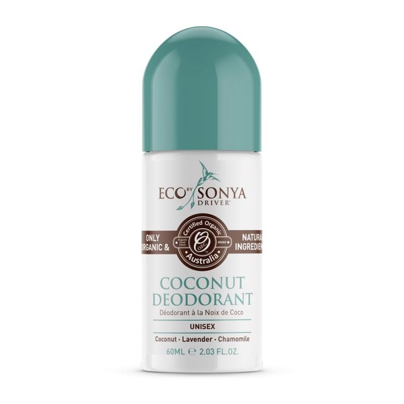 Coconut deodorant - organiczny dezodorant