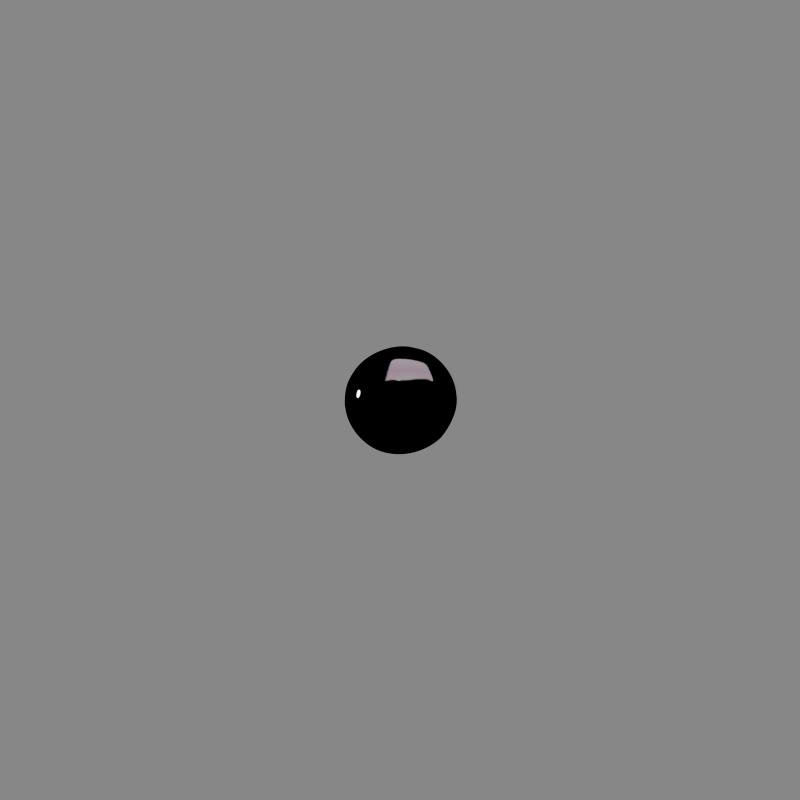 BRAVE SOUL - czarny
