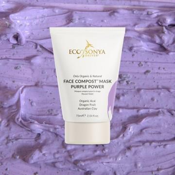 Face Compost® Purple Power Mask - maseczka do twarzy