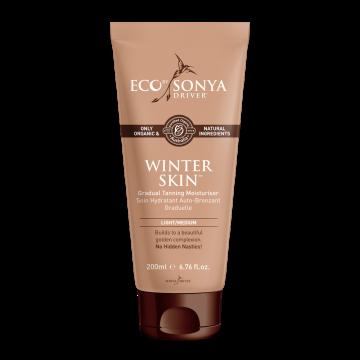 Winter Skin - brązujacy balsam do ciała, samoopalacz